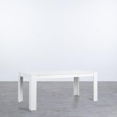 Mesa de Comedor Rectangular en Melamina (180x90,5 cm) Agnes