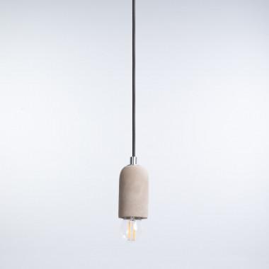 Lámpara de Techo en Cemento Corda