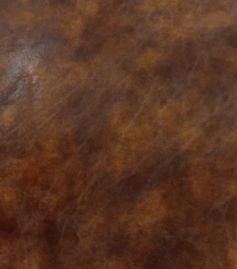Cojín Marrón Polipiel