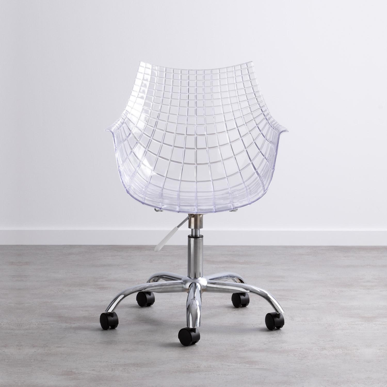 Sedia Da Ufficio con Ruote Desk - themasie.com